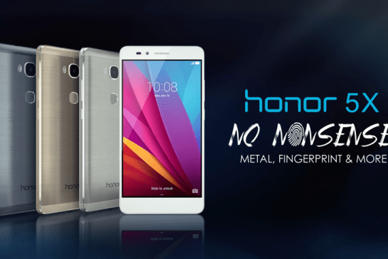 Huawei Honor 5X to Launch January 31st in the US for $199