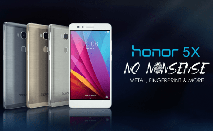 Honor 5X Will Get Marshmallow, EMUI 4, and Regular Security Patches