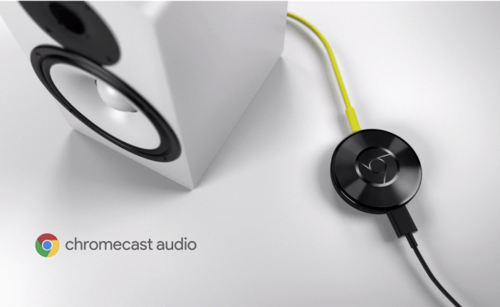 Deal Alert: Grab a Pair of Chromecast Audio Dongles for $55 and Save $15
