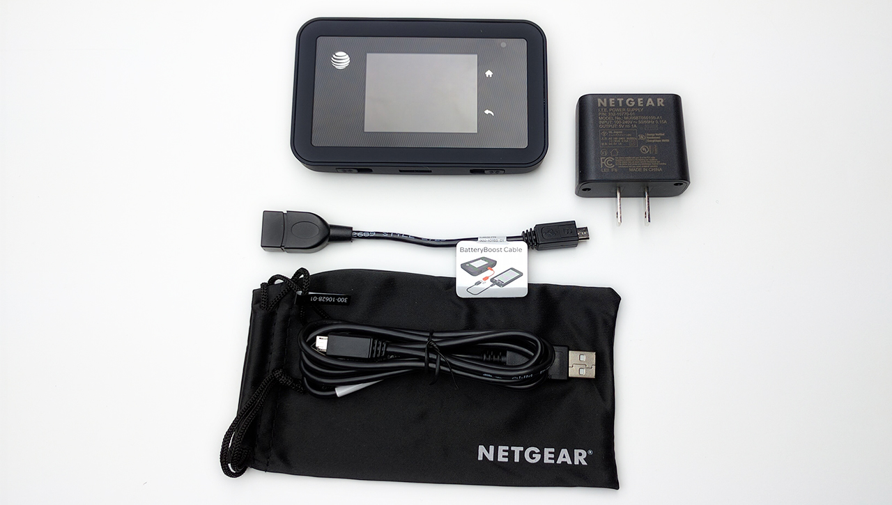 Cell Phones & Accessories Netgear NIGHTHAWK M1 MR1100 mobile WiFi