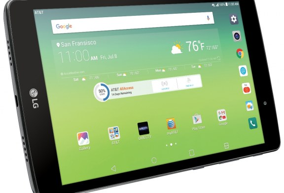 AT&T to Offer LG K10™ and LG G Pad™ X 8.0