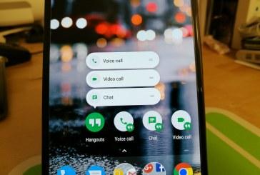 Google Hangouts 14.0 update brings app shortcuts