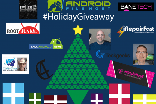End of year 2016 Holiday Giveaway
