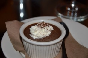 Chocolate French Custard