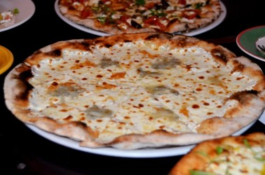 Quatro Formaggi Pizza