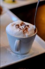 Coffee Sauce (semifreddo)