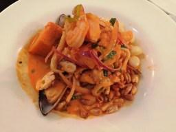 Seafood Ceviche at Ceviche 105