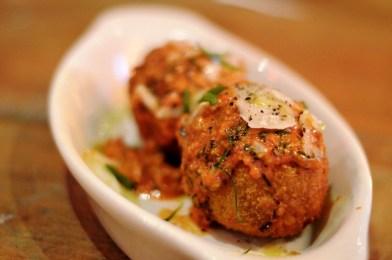 Lasagna Balls Amore Restaurant