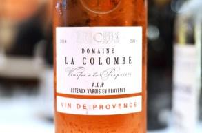 Domaine La Colombe Rosé