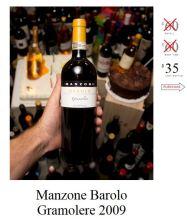 Manzone Barolo Gramolere