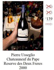 Pierre Usseglio Chateauneuf du Pape