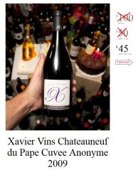 Xavier Chateauneuf du Pape