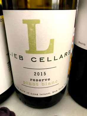 Lieb Cellars Pinot Blanc