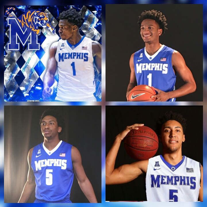 Highlights of the 2017 Memphis Basketball Recruiting Class