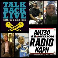 TalkBackLive Podcast featuring Tigers Talk w/ Justice Bolden & Leon Taylor