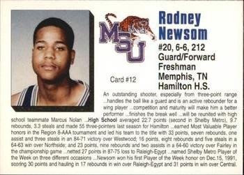 TalkBackLive conversation with Memphis Tigers Great Rodney Newsom