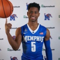 Four- Star Guard Tyler Harris Signs with the Memphis Tigers