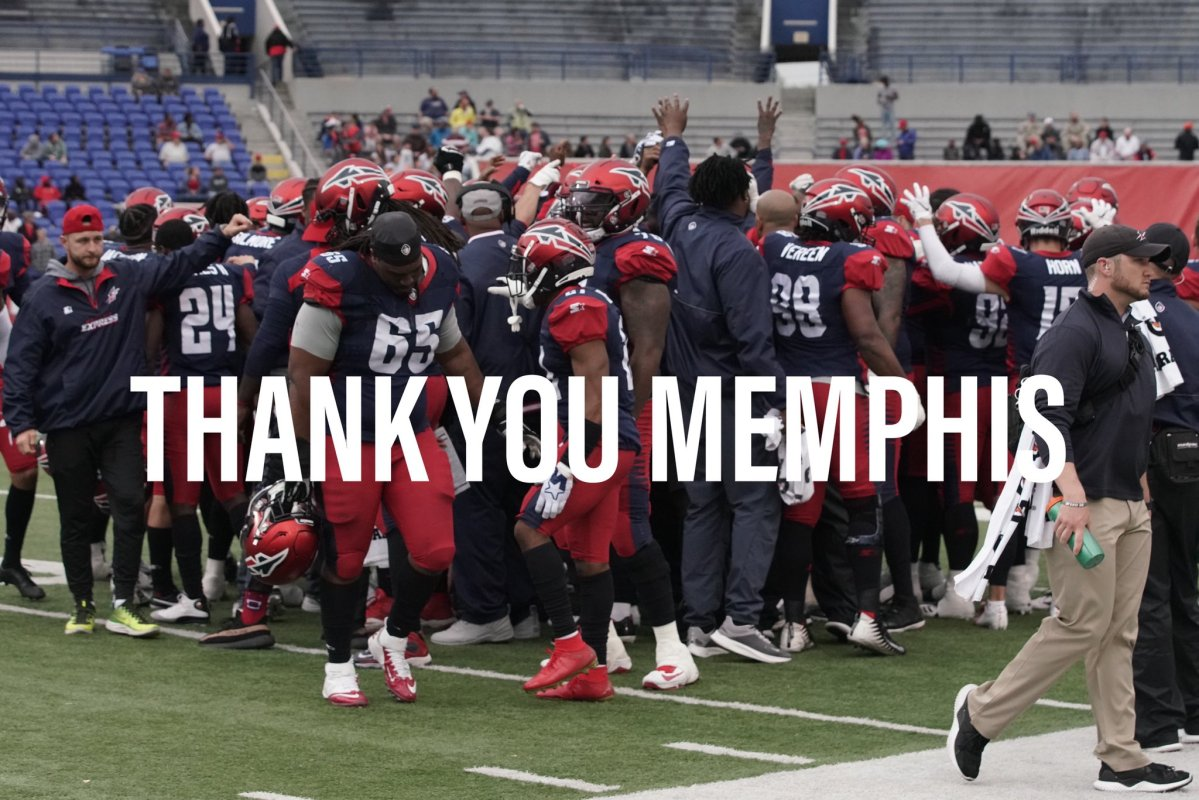 Overnight Express:  How the Fall of the AAF Devastated So Many in Memphis