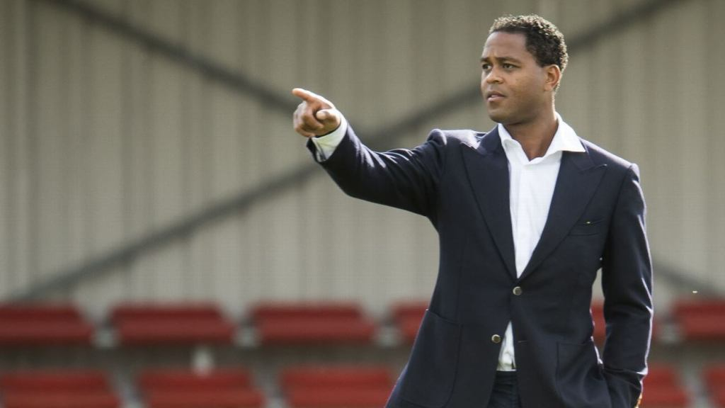 Patrick Kluivert To Be Elected As Head Coach For FC Barcelona Youth Academy La Masia