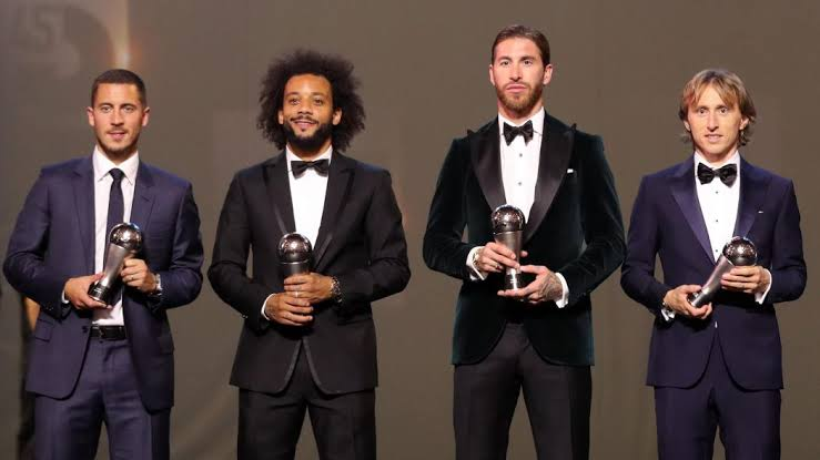 Fifa FIFPro Team Of The Year 2019 Controversy - Real Madrid Monoply