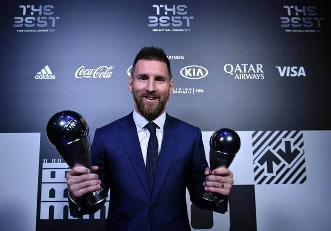 Fifa FIFPro Team Of The Year 2019 - Lionel Messi