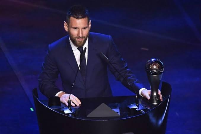 Fifa Player Of the Year Ceremony 2019 - Best Player Of The Year - Lionel Messi
