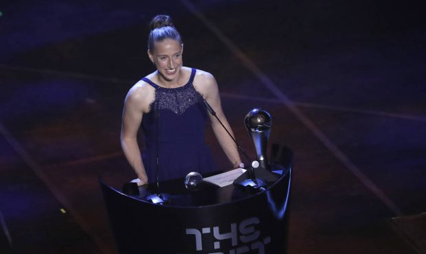 Fifa Player Of the Year Ceremony 2019 - Women Goalkeeper Of The Year - Sari van Veenendaal