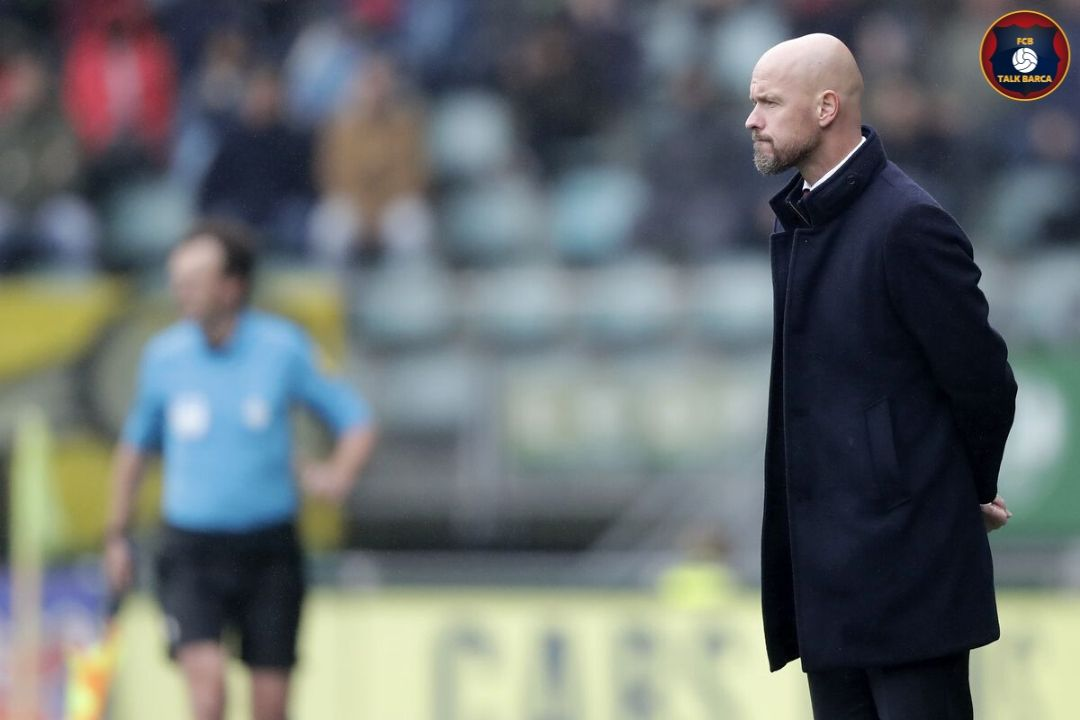 Erik Ten Hag - The Best Possible Candidate To Replace Valverde as Barcelona Manager