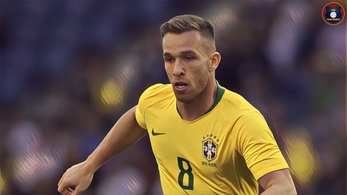 FC Barcelona International Break – November 2019 - Arthur