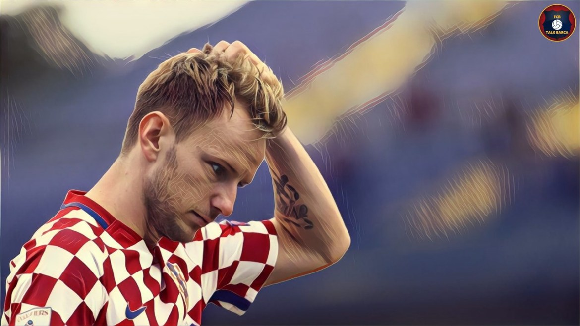 FC Barcelona International Break – November 2019 - Rakitic Injury