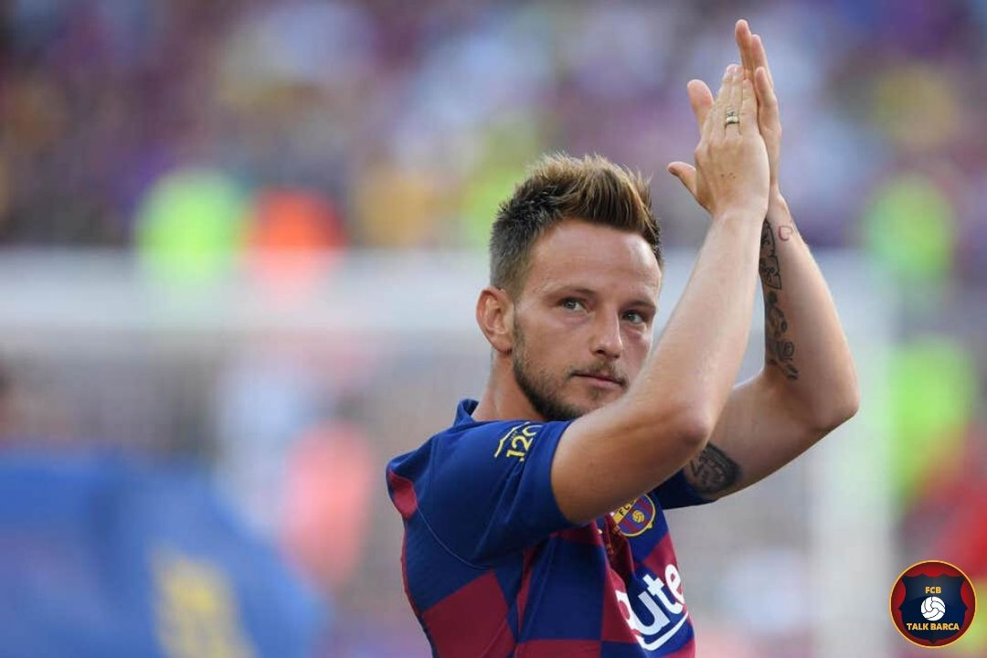 Ivan Rakitic Career For FC Barcelona