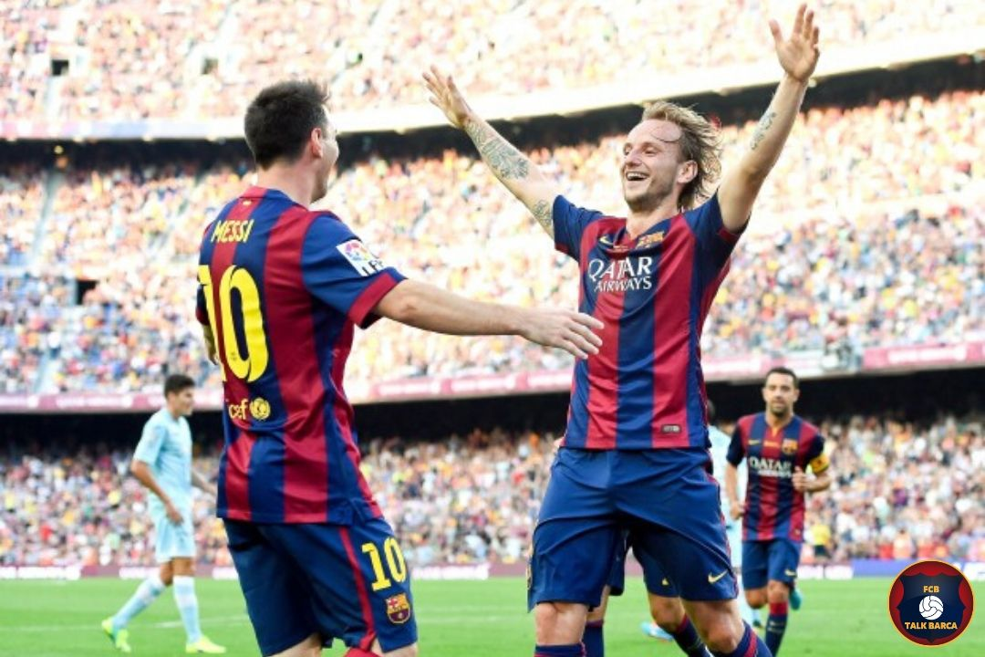 Ivan Rakitic Stats With FC Barcelona
