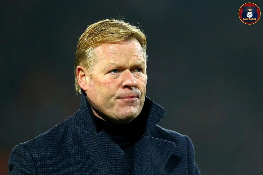 Ronald Koeman To Become Barcelona Manager