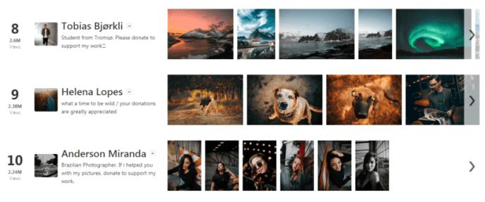 Pexels: free stock photo sites