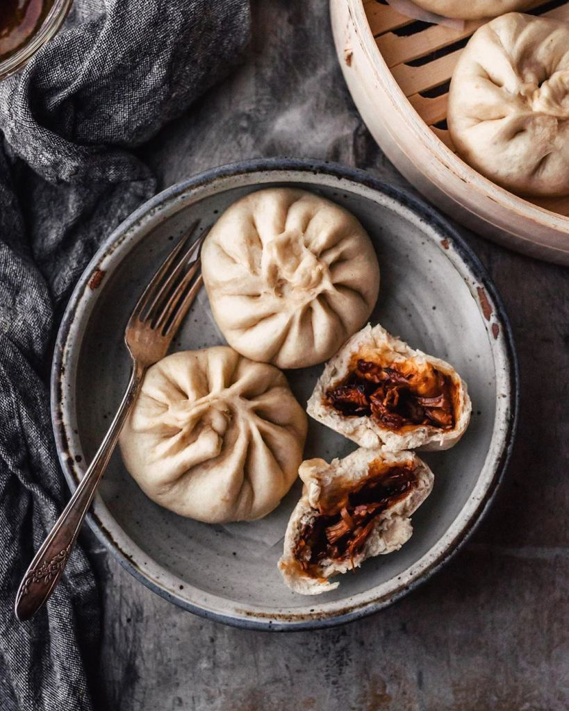 Best Chinese Buns to Pair Boba With