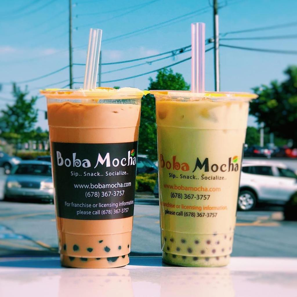 Best Boba Places in Georgia