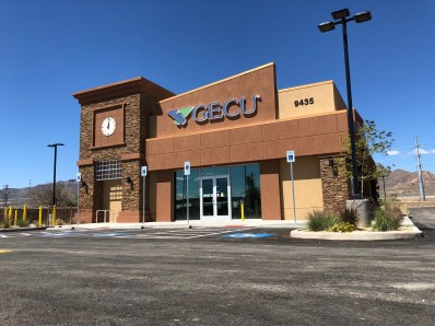 New GECU Neighborhood Branch℠ at Dyer and Diana