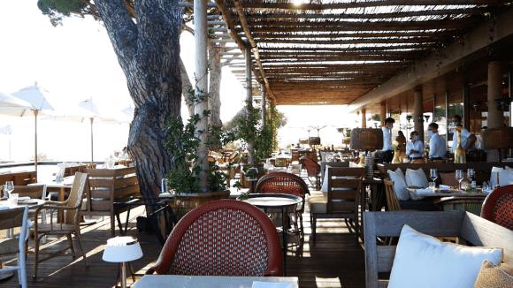 starck designed hotel saint-tropez, Starck designed hotel in Saint-Tropez