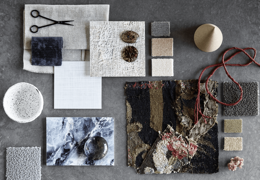 talk carpet moodboard launch