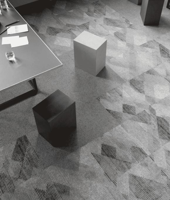 commercial carpet tiles, Commercial carpet tiles versus broadloom carpet: the benefits