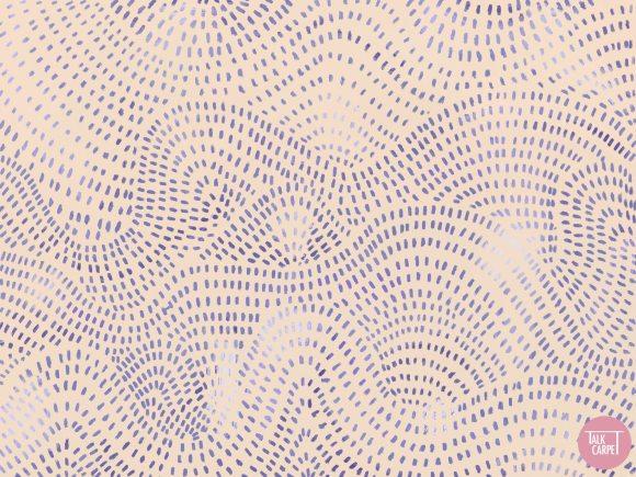 lavender custom carpet, Lavender fields in the Provence inspire this custom carpet pattern