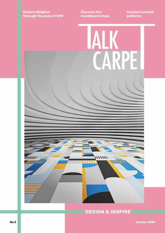 Talk Carpet Magazine Issue 3