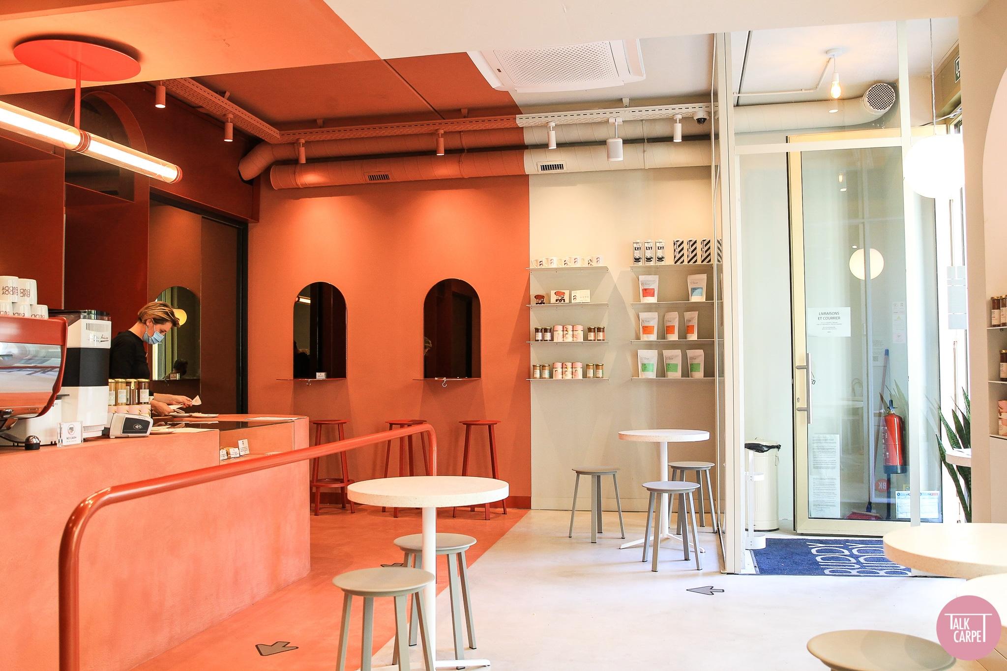 must visit cool restaurants & cafés in Brussels