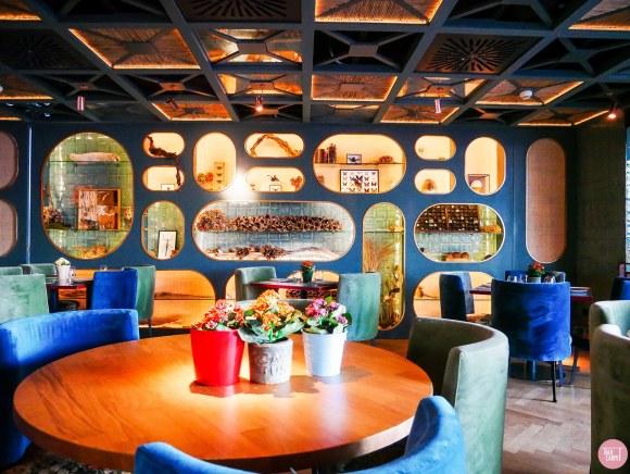 spanish interior design, Discover Spanish restaurant design at these three Madrilenian dining spots