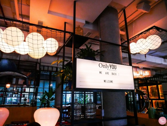 hospitality design, Only you Atocha pays homage to the Big Apple