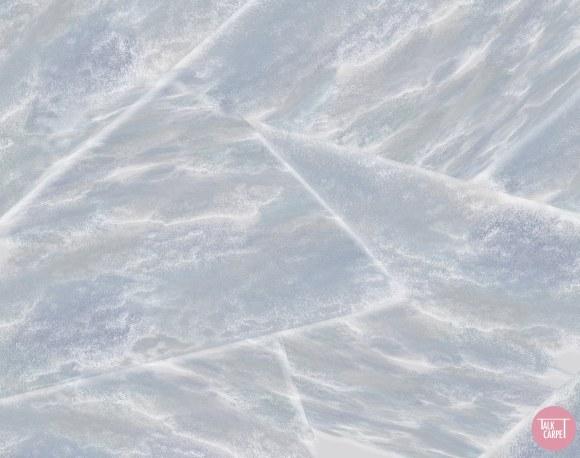 ski track carpet pattern, Ski tracks and angular lines of ski slopes create pattern