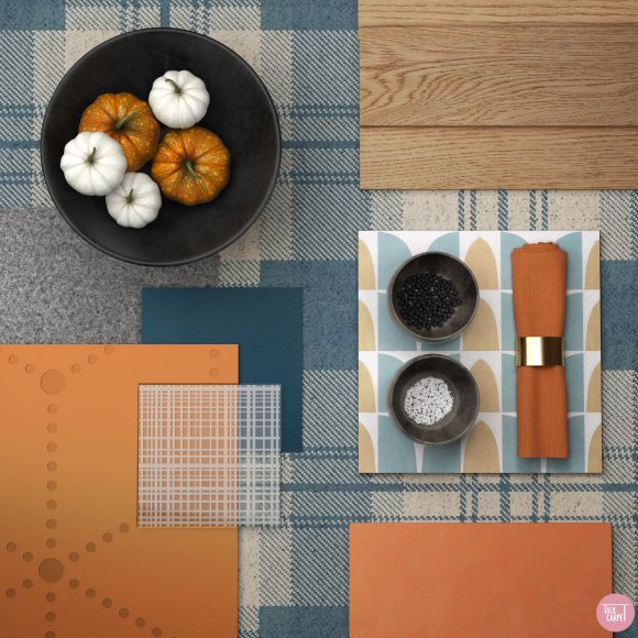 thanksgiving table setting, Mood board inspired by Thanksgiving table setting
