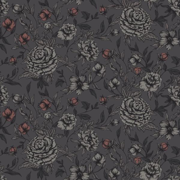 spanish rose  grey