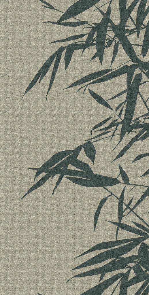 bamboo breeze corridor 195 cm  green