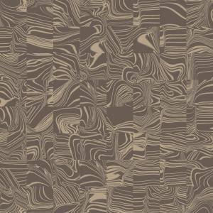 glass distortion  beige